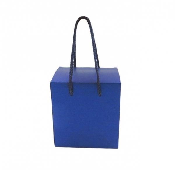 Cutie Cu Manere Pentru Cana - Albastru 0