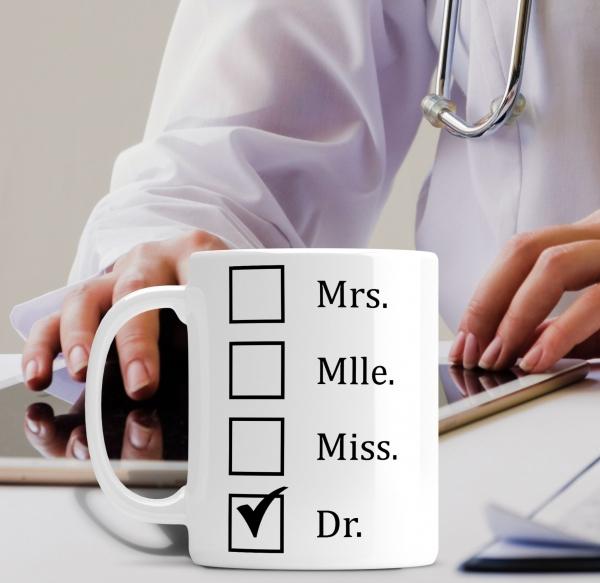 Cana Personalizata - Doctor 0