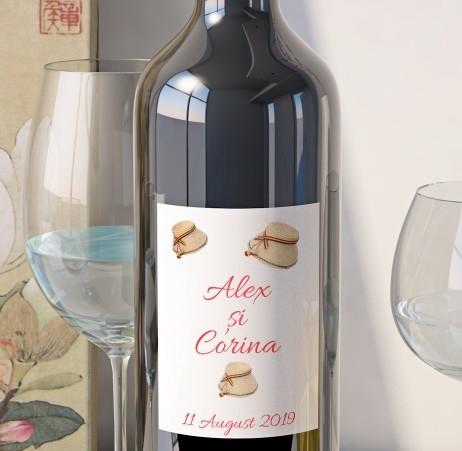 Eticheta Vin Personalizata - Traditional 1 [0]