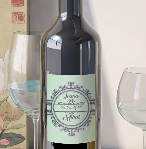 Eticheta Vin Personalizata - Vintage 1 [0]