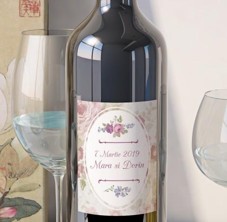 Eticheta Vin Personalizata - Vintage 7 [0]