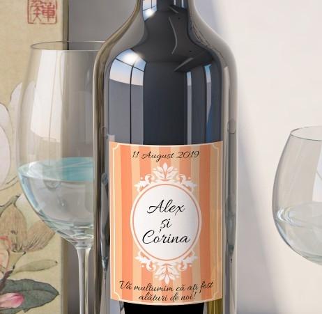 Eticheta Vin Personalizata - Vintage 13 [0]