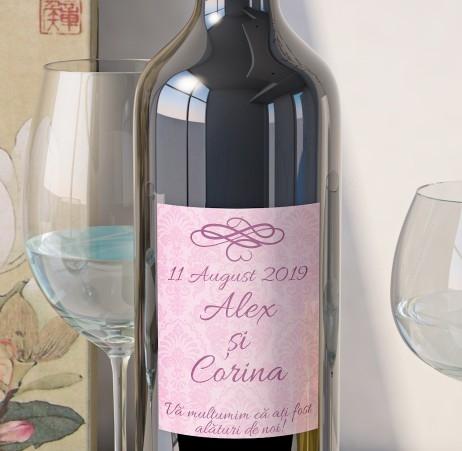 Eticheta Vin Personalizata - Vintage 14 [0]