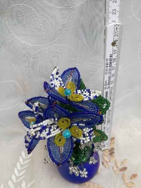 Flori decorative din margele M2 [1]