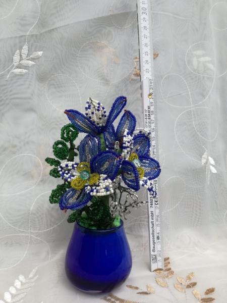 Flori decorative din margele M2 [0]