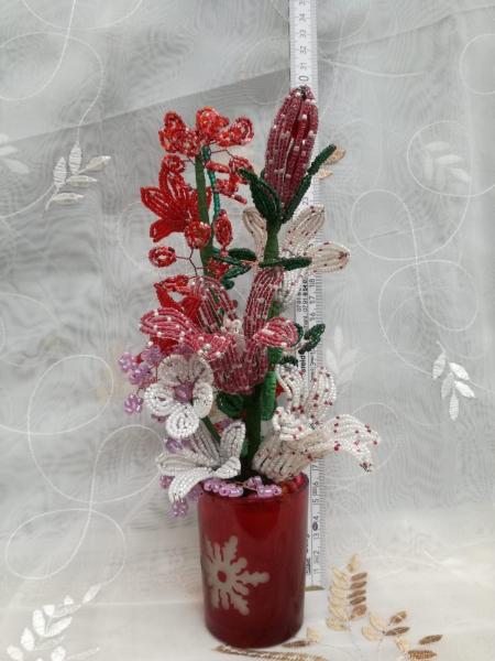 Flori decorative din margele M5 [0]