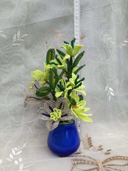 Flori decorative din margele M8 [0]