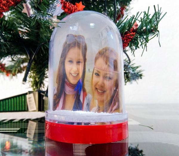 Glob Foto Cilindric - Zapada 0