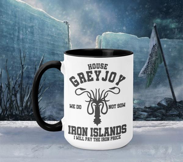 House Greyjoy - Cana Game Of Thrones 0