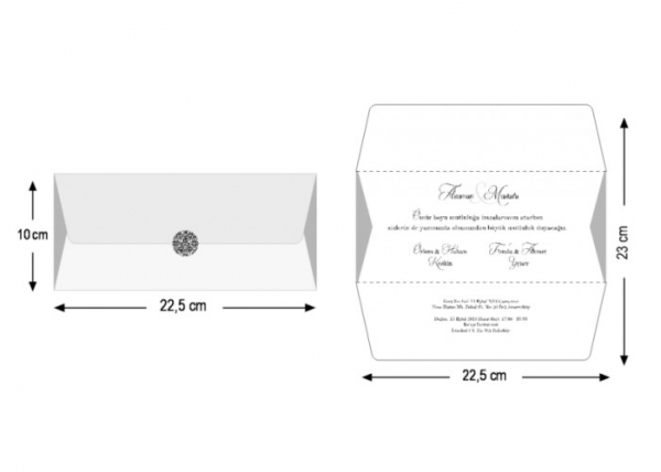Invitatie Botez cod 2673 3