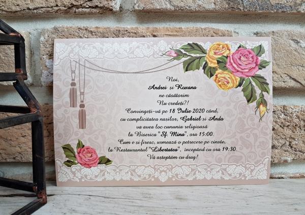 Invitatie cod 2744 1