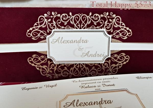 Invitatie nunta cod 5573 1
