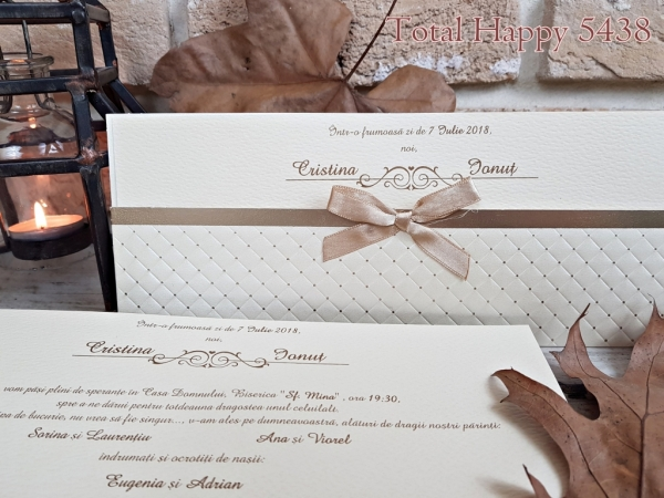 Invitatie nunta cod 5438 1