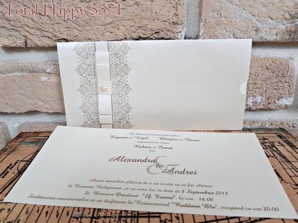 Invitatie nunta cod 5571 0