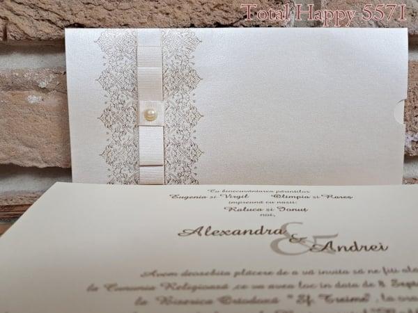 Invitatie nunta cod 5571 1