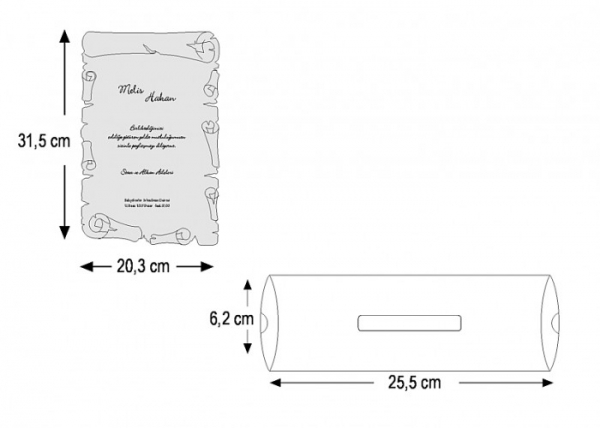 Invitatie Botez cod 2468 3