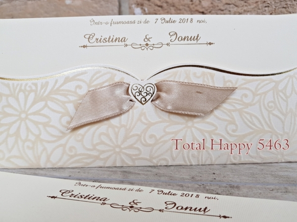 Invitatie nunta cod 5463 1