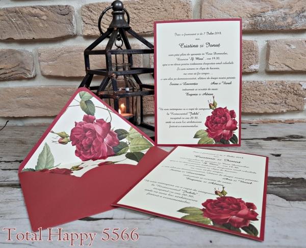 Invitatie nunta cod 5566 0