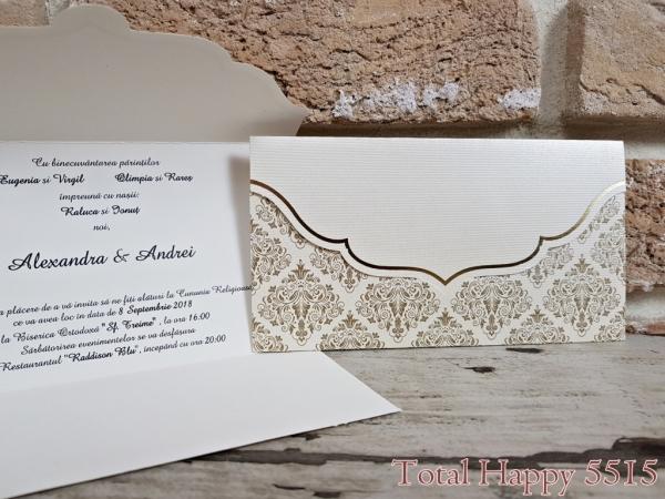 Invitatie nunta cod 5515 0