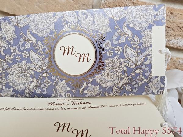 Invitatie nunta cod 5574 1