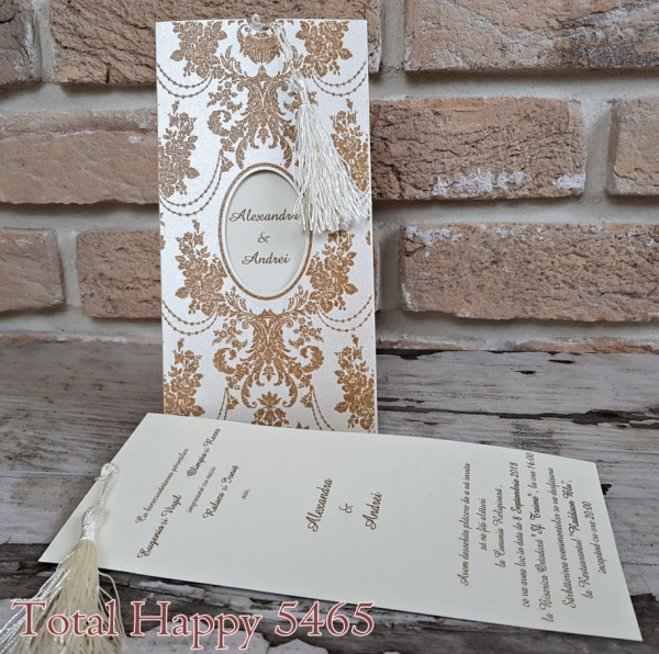 Invitatie nunta cod 5465 0