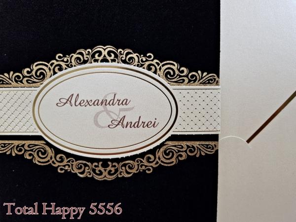 Invitatie nunta cod 5556 1