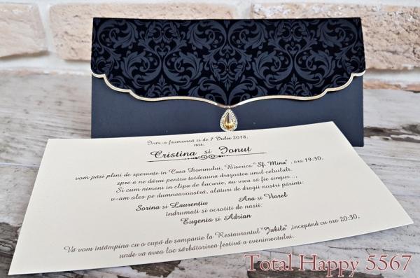 Invitatie nunta cod 5567 0