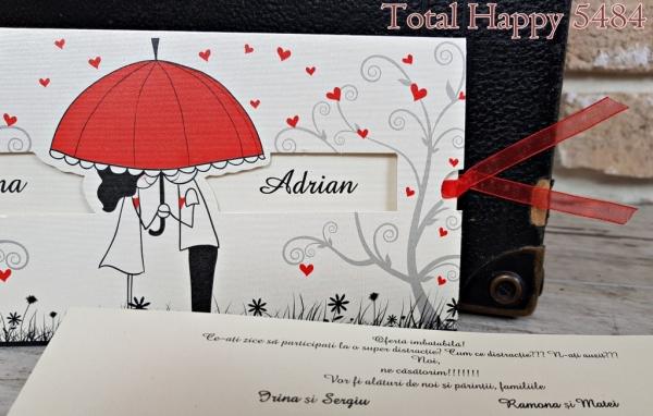 Invitatie nunta cod 5484 1