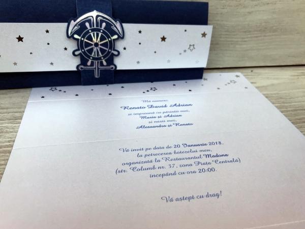 Invitatie Botez cod 6217 0