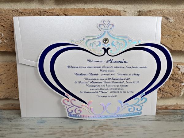 Invitatie Botez cod 6193 0