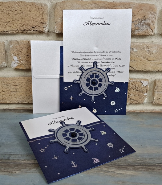 Invitatie Botez cod 6196 [0]