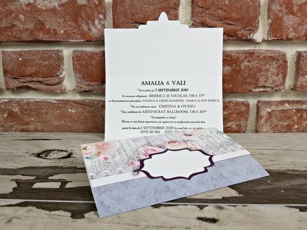 Invitatie nunta cod 5649 2