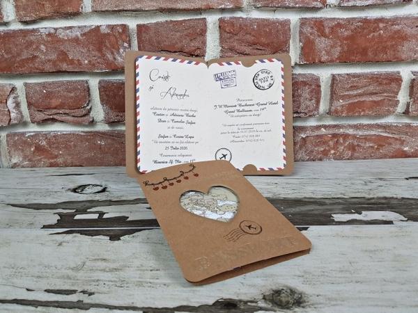 Invitatie nunta cod 11548 5