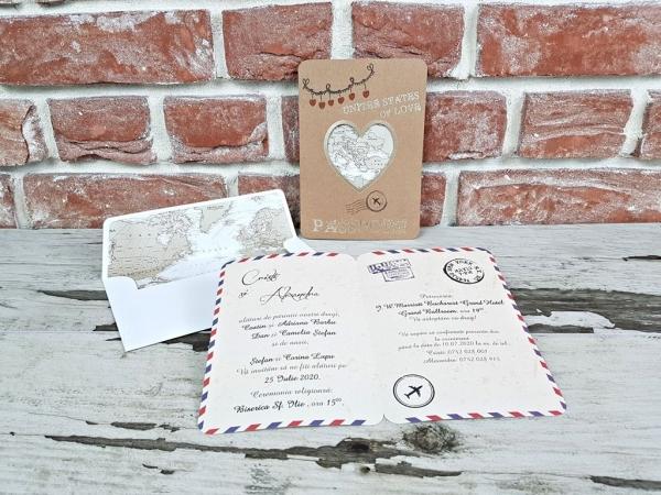 Invitatie nunta cod 11548 0