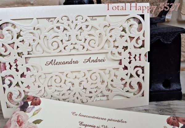 Invitatie nunta cod 5537 1