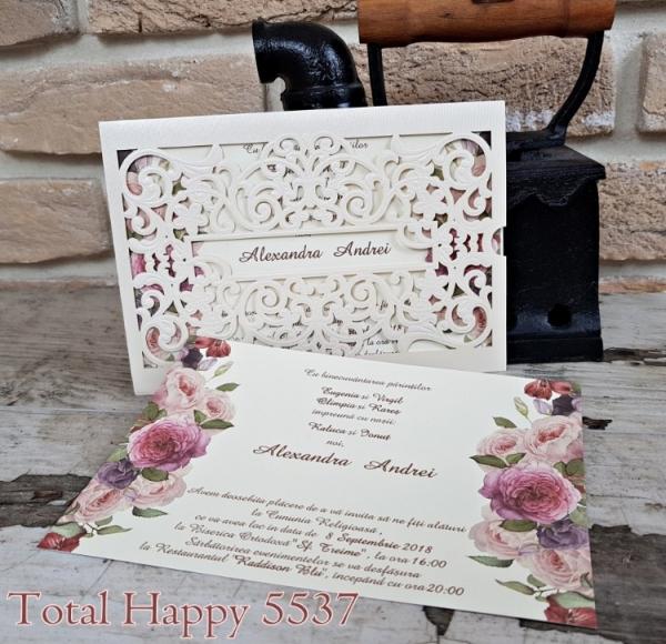 Invitatie nunta cod 5537 0