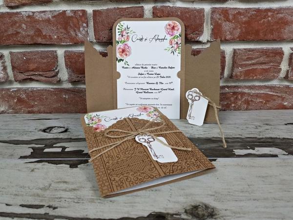 Invitatie nunta cod 5591 4