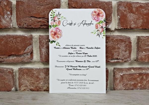 Invitatie nunta cod 5591 3