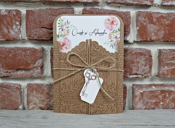 Invitatie nunta cod 5591 2