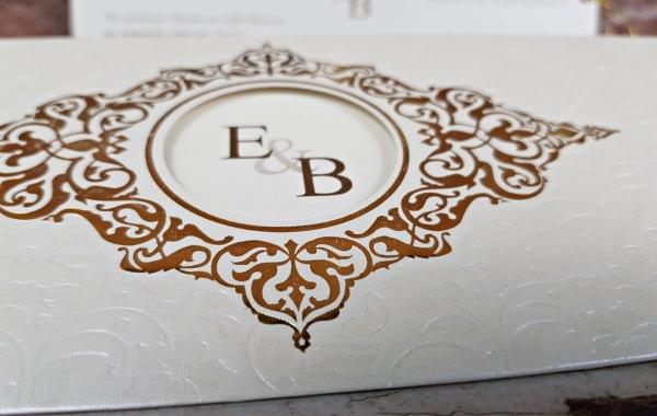 Invitatie nunta cod 5592 6