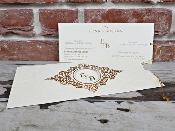 Invitatie nunta cod 5592 5