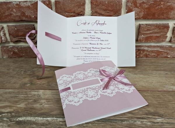 Invitatie nunta cod 5594 3
