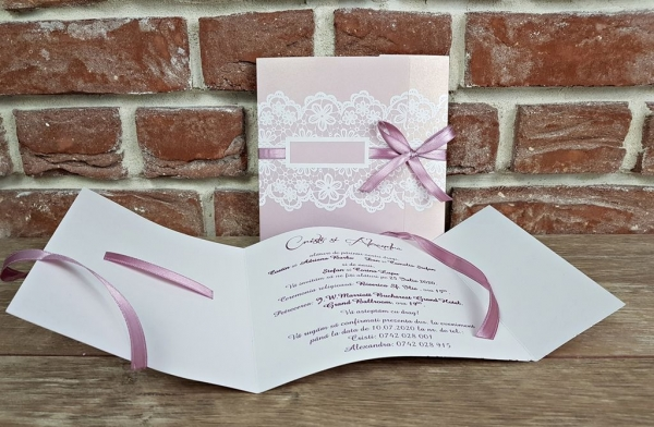 Invitatie nunta cod 5594 5