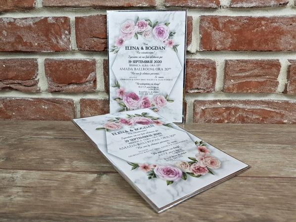 Invitatie nunta cod 5595 1