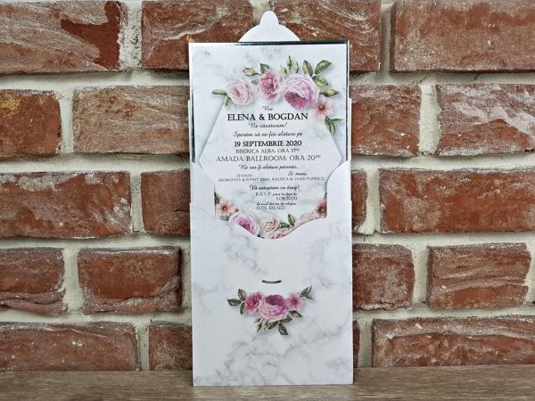 Invitatie nunta cod 5595 2