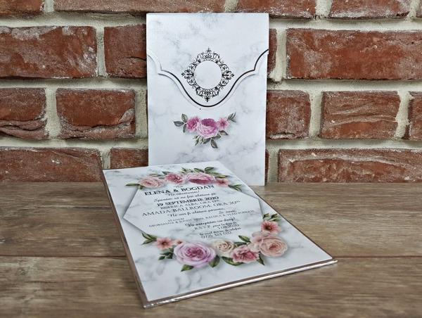Invitatie nunta cod 5595 0