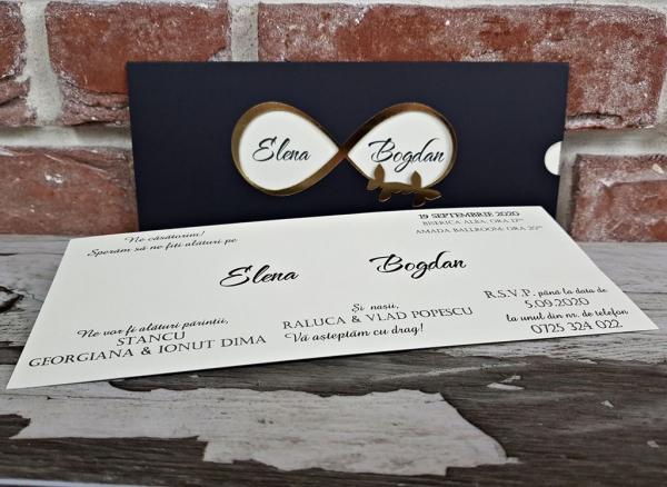 Invitatie nunta cod 5600 2