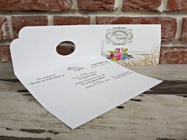 Invitatie nunta cod 5630 3