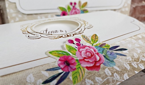 Invitatie nunta cod 5630 2