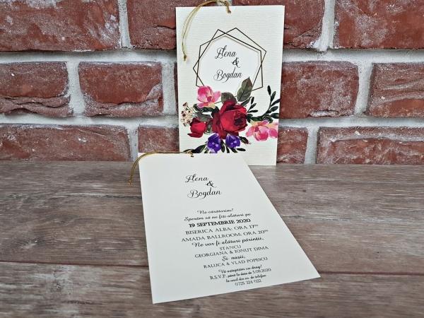 Invitatie nunta cod 5598 2